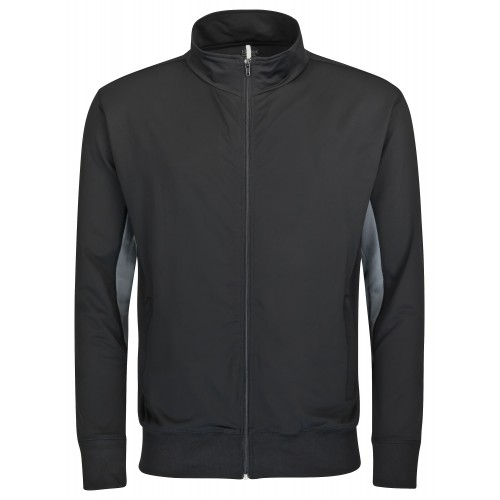 sweatjacke carboo-shop.de-500x500 - http://www.carboo-shop.de/hanes_trackjacket_schwarz?search=hanes